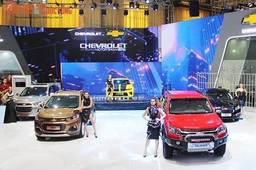 "Oto ban chay tai Viet Nam la xe ""e"" nhat cua Chevrolet"