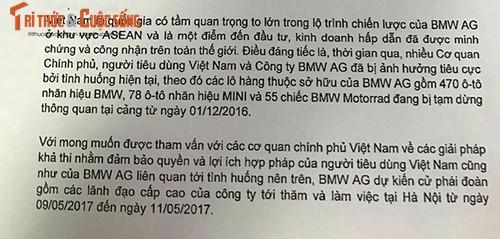 """Tap doan BMW """"xot ruot"""" voi 600 xe sang phoi nang tai VN-Hinh-2"""