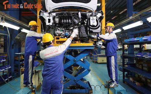 Hyundai se lap rap xe tai Viet Nam xuat khau ASEAN